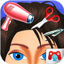 Real Hair Salon - Girls games